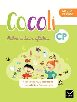 COCOLI  -  LECTURE  -  CP  -  MANUEL DE CODE + MANUEL DE COMPREHENSION (EDITION 2020) XXX