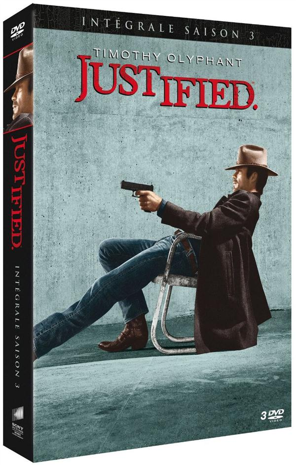 Justified - Intégrale de la Saison 3