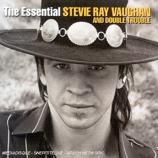 the essential : Stevie Ray Vaughan