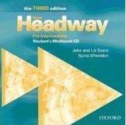 New headway, third edition pre-intermediate: student's workbook audio cd