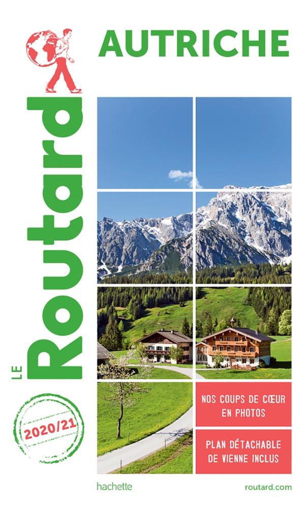 GUIDE DU ROUTARD  -  AUTRICHE (EDITION 20202021)