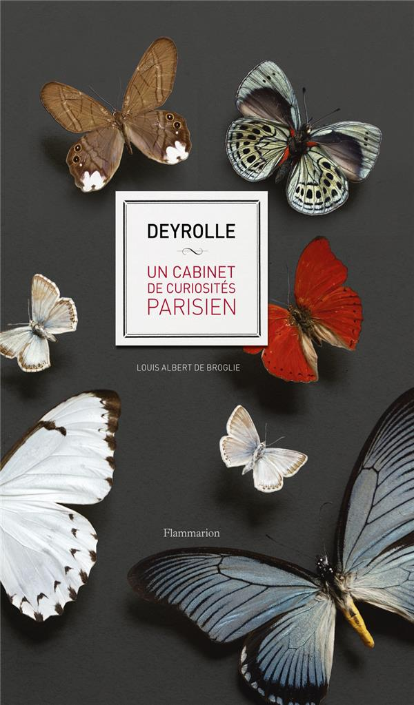 Deyrolle ; un cabinet de curiosités parisien