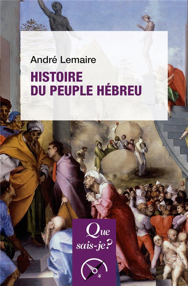 Histoire du peuple hébreu (10e édition)