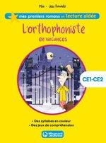 L'orthophoniste en vacances  - Jess Pauwels - Camille Kohler - Mim