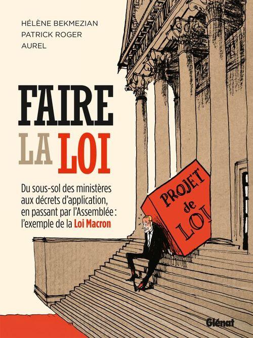 Vente Livre Numérique : Faire la loi  - Patrick Roger  - Aurel