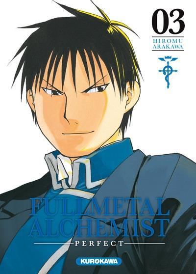 Fullmetal alchemist - perfect edition t.3