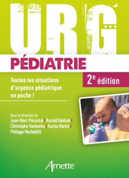 URG' pédiatrie (2e édition)