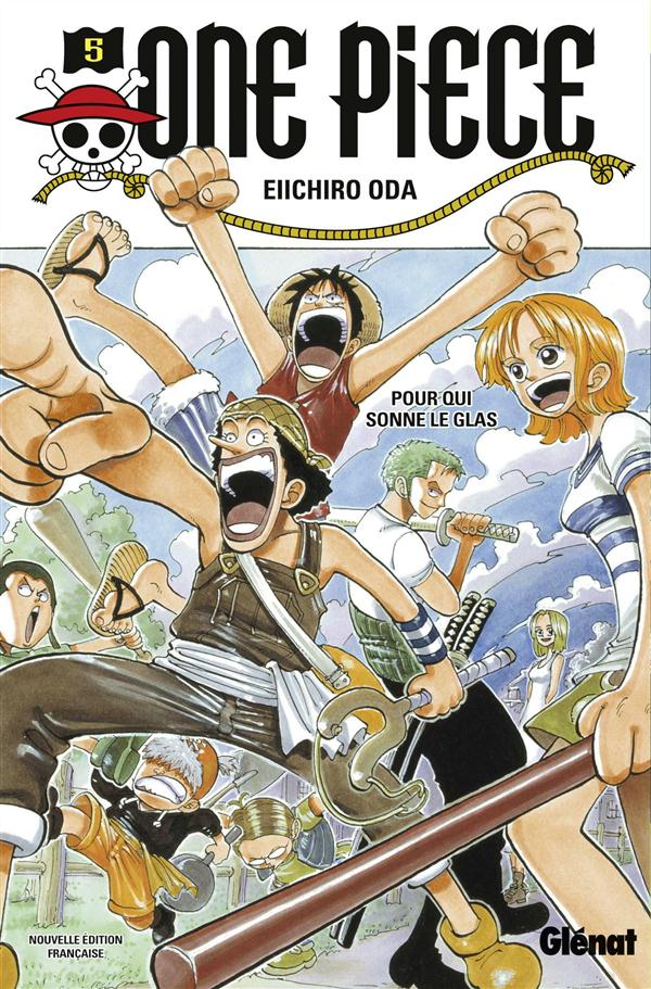 One Piece - édition originale T.5 ; pour qui sonne le glas