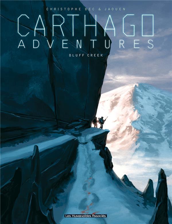 Carthago adventures T.1 ; Bluff creek