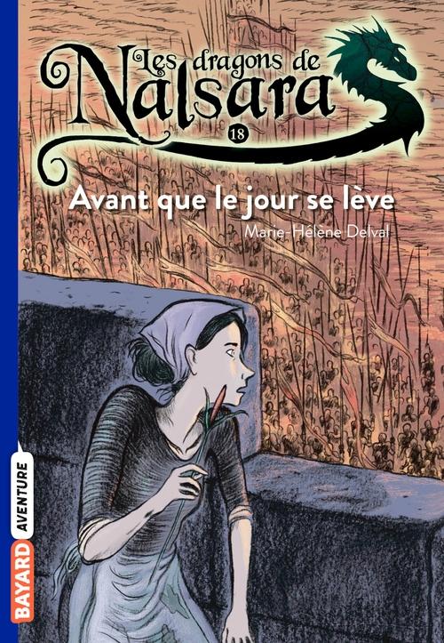 Vente Livre Numérique : Les dragons de Nalsara, Tome 18  - Alban Marilleau  - Marie-Hélène Delval