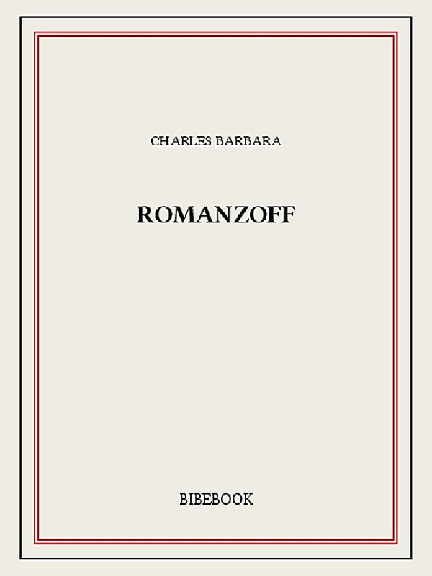 Romanzoff