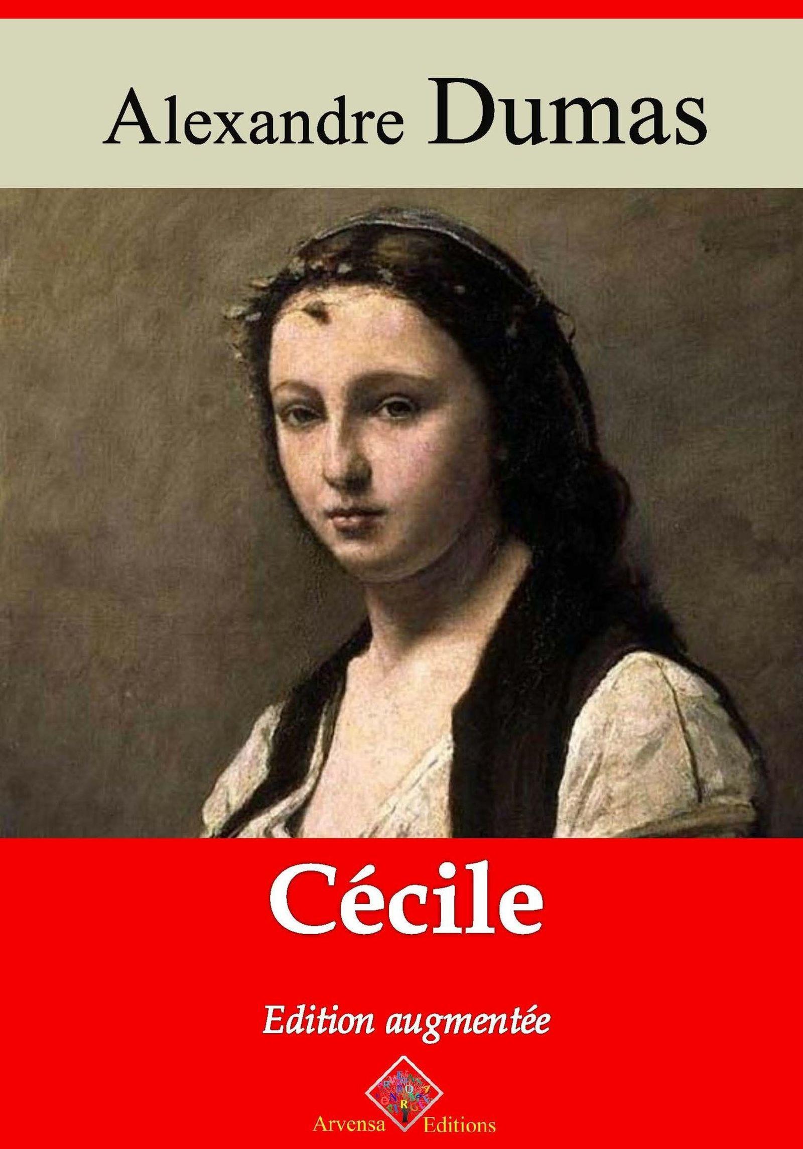 Vente EBooks : Cécile - suivi d'annexes  - Alexandre Dumas 1802-1870