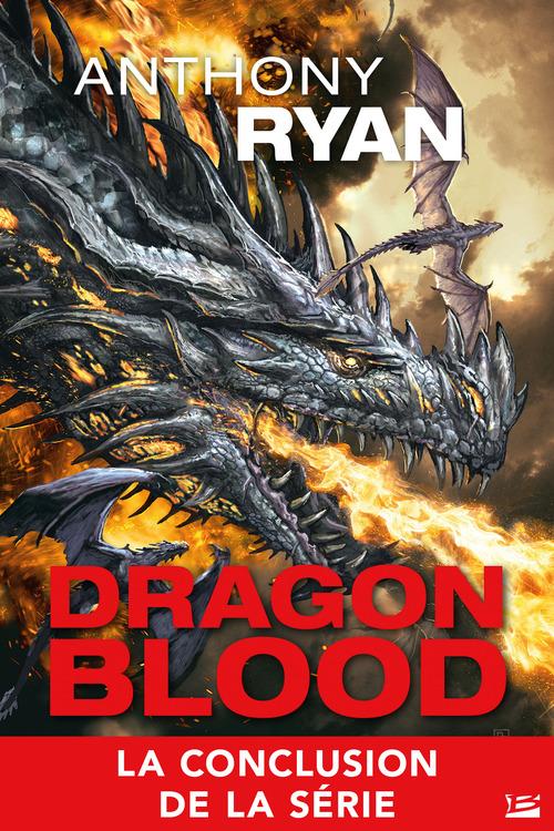 Dragon blood T.3 ; l'empire des cendres