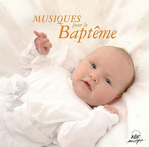MUSIQUES POUR LE BAPTEME