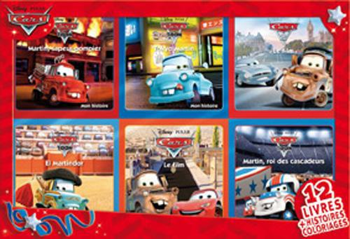 Cars ; Coffret
