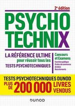 PsychotechniX  - concours formation - Collectif