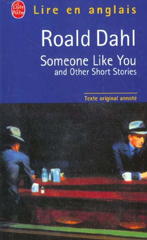 Someone Like You And Other Short Stories