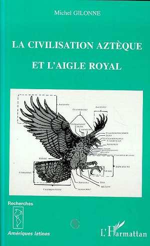 la civilisation aztèque et l'aigle royal