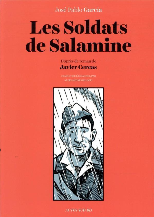 Les soldats de Salamine ; d'après l'oeuvre de Javier Cercas