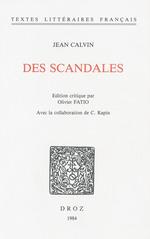 Des Scandales
