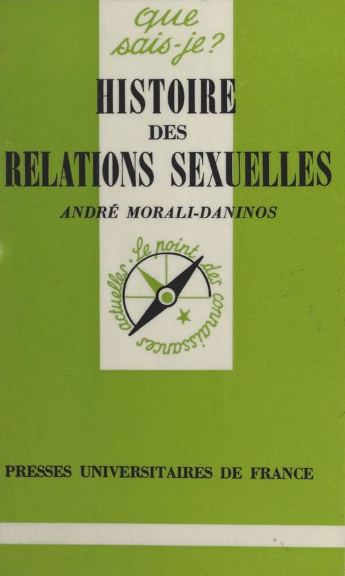 Histoire des relations sexuelles