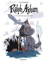 Couverture de Ralph Azham - Tome 1 - Est-Ce Qu'On Ment Aux Gens Qu'On Aime ?