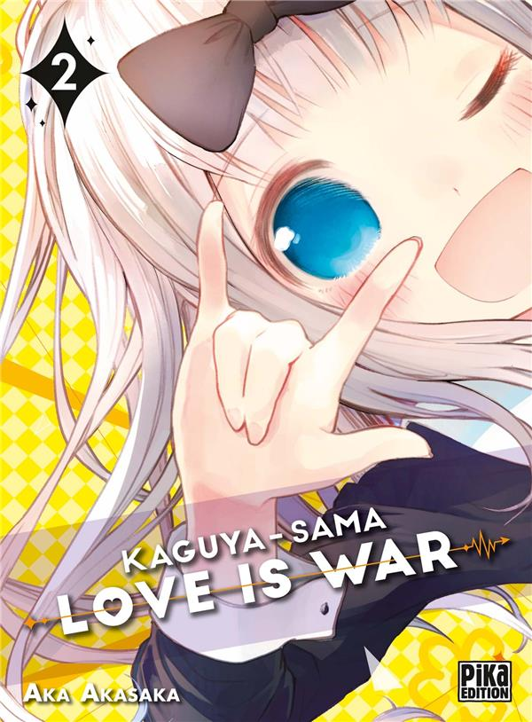 Kaguya-sama : love is war T.2