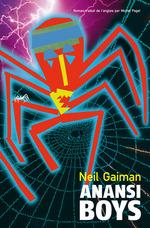 Vente Livre Numérique : Anansy Boys  - Neil Gaiman