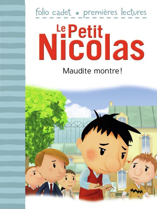 Le Petit Nicolas (Tome 40) - Maudite montre !