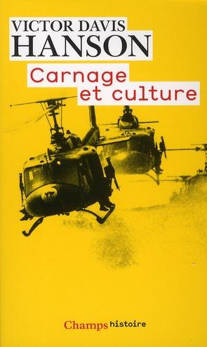 Carnage Et Culture