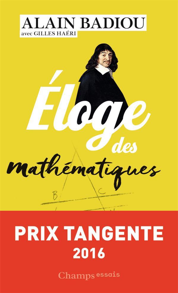 éloge des mathématiques