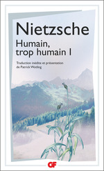Vente Livre Numérique : Humain, trop humain (Tome 1)  - Friedrich Nietzsche