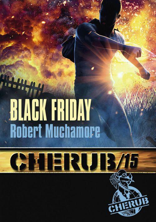 Cherub t.15 ; black friday