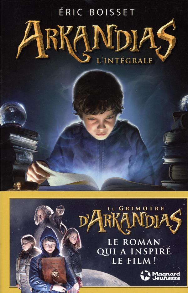 Arkandias ; INTEGRALE T.1 A T.3