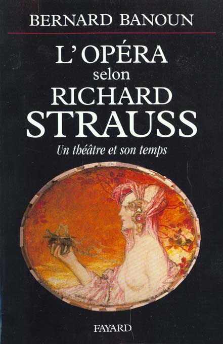 Opera selon richard strauss