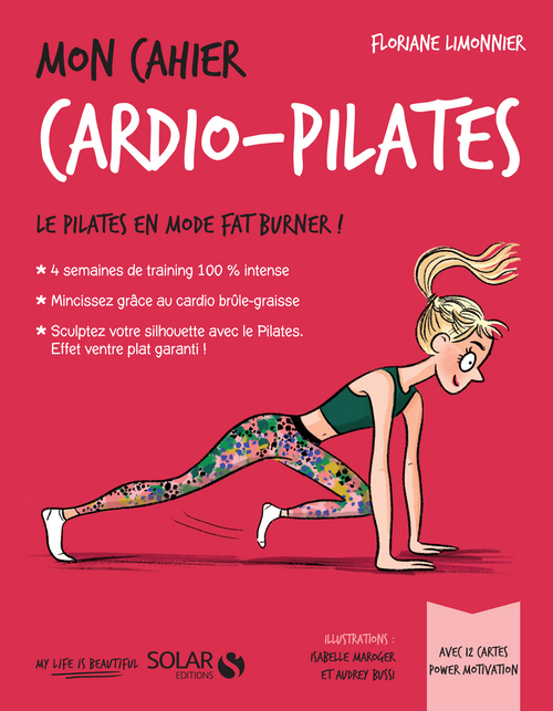 MON CAHIER ; cardio pilates