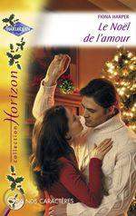 Vente EBooks : Le Noël de l'amour (Harlequin Horizon)  - Fiona Harper