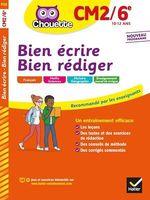 Vente EBooks : Bien écrire, bien rédiger CM2/6e  - Yannick Robert - Véronique Virzi-Roustan