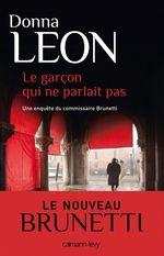 Vente Livre Numérique : Le Garçon qui ne parlait pas  - Donna Leon