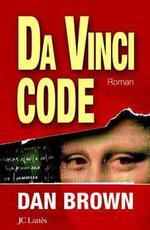 Couverture de Da vinci code