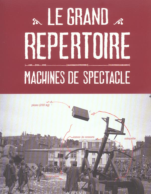 Grand repertoire des machines (le)