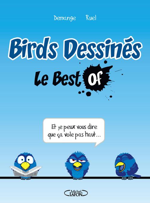 Birds dessinés : Le best-of  - Nicolas Demange