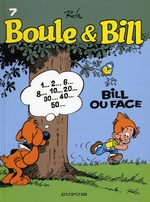 Boule et Bill [Bande dessinée] [Série] (t.07) : Bill ou face