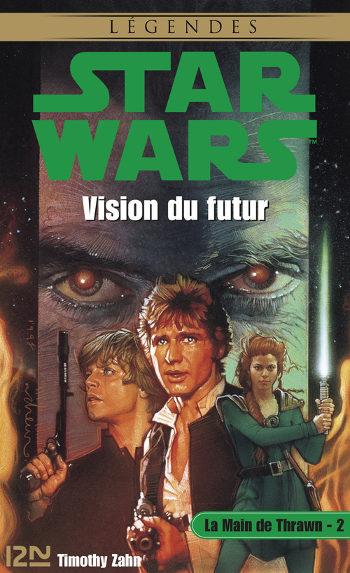 Star Wars - légendes ; INTEGRALE ; la main de Thrawn