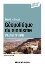 Vente Livre Numérique : Géopolitique du sionisme - 3e éd  - Frédéric Encel