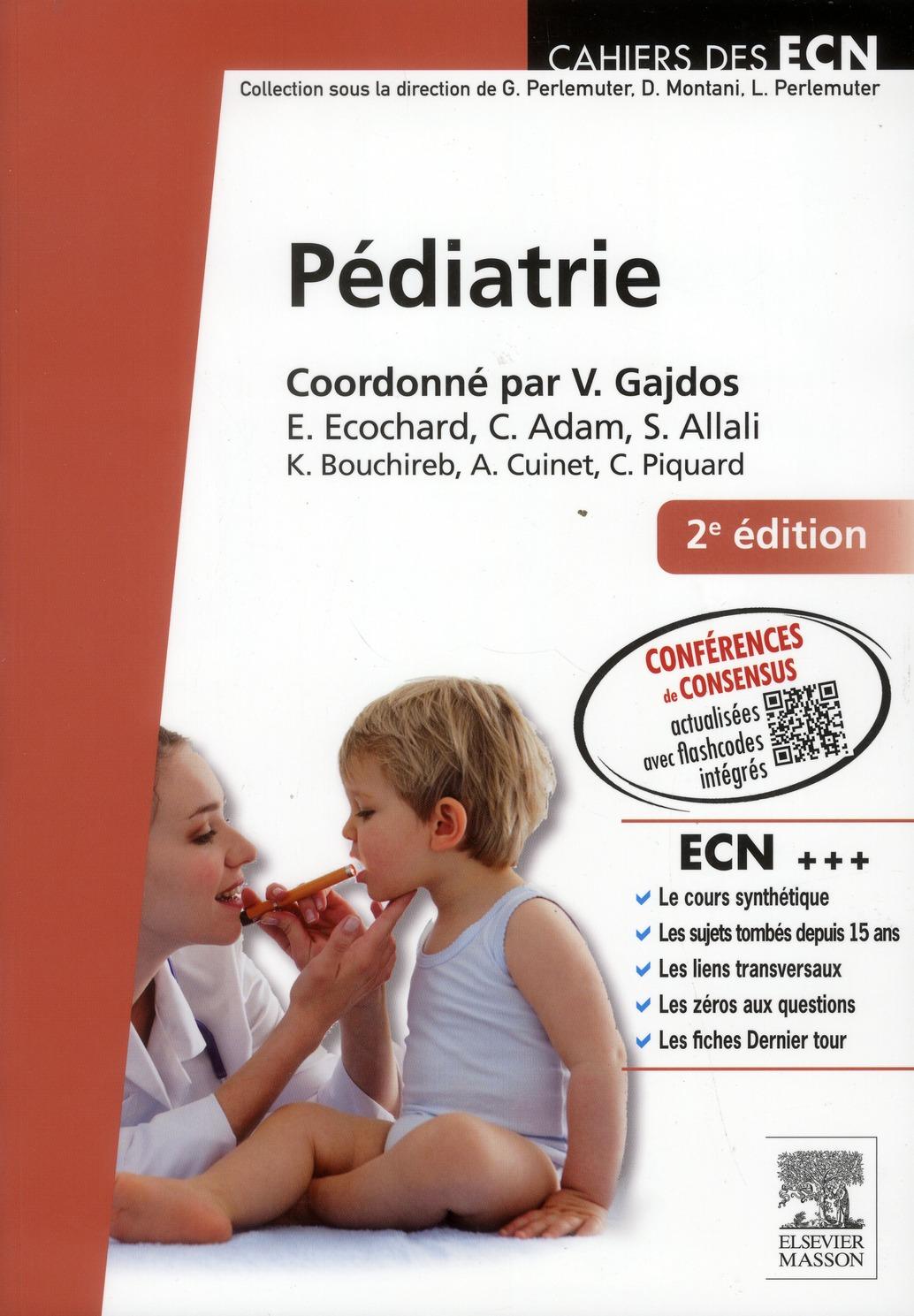 Pédiatrie (2e édition)