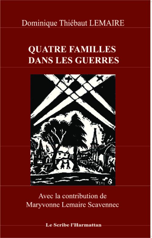 Quatre familles dans les guerres
