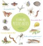 Le livre aux petites bêtes  - Nathalie Tordjman