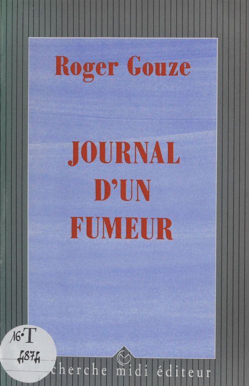 Journal d'un fumeur
