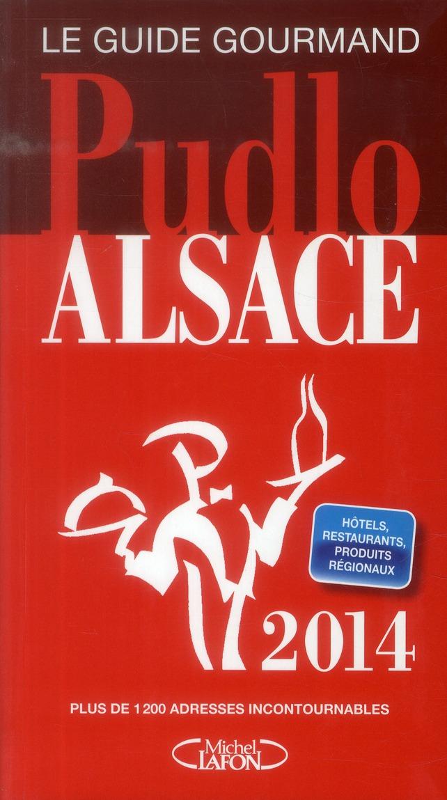 Pudlo Alsace (édition 2014)